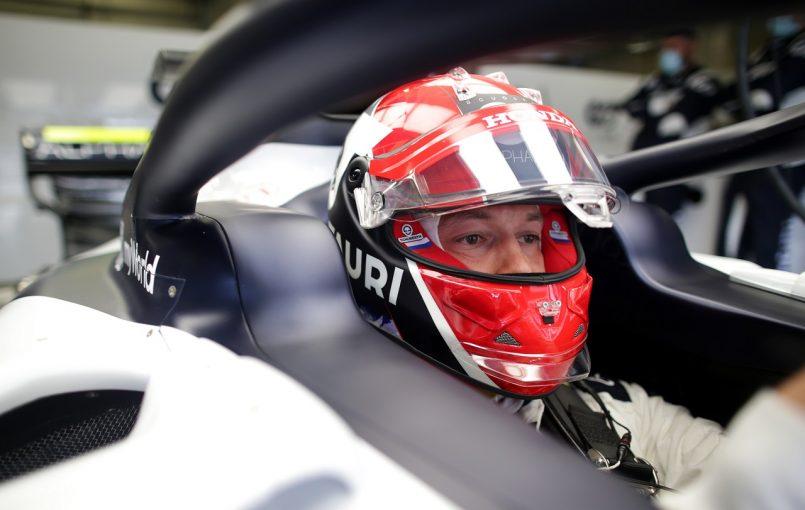 F1 | クビアト予選13番手「FP1の状況を考えると、ペースはよくなった」アルファタウリ・ホンダ F1オーストリアGP