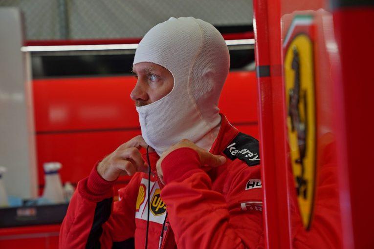 F1   ベッテル「驚いた。まさか予選Q2で落ちるなんて」フェラーリ F1オーストリアGP
