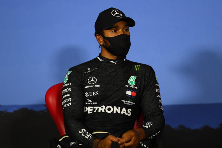 F1 | 【気になる一言】記者が機転を利かせるも、ハミルトンが逆質問「フェラーリは何位だったの?」