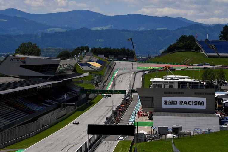 F1 | 【追記】お咎めなしから一転。ハミルトンは5番グリッドに降格/F1オーストリアGPグリッド