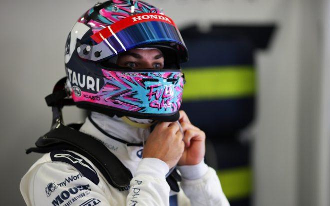 2020年F1第1戦オーストリアGP ピエール・ガスリー(アルファタウリ・ホンダ)