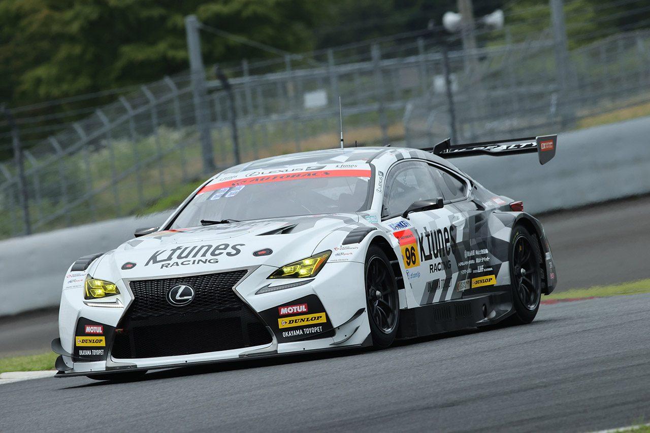 K-tunes Racing 2020スーパーGT富士公式テスト レポート