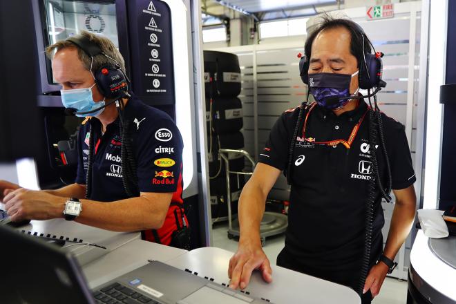 2020年F1第1戦オーストリアGP 田辺豊治(ホンダF1 テクニカルディレクター)