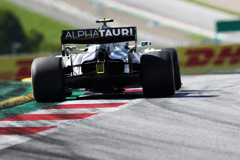 F1   アルファタウリ代表「ガスリーの7位は、今日可能な最大の結果」:F1オーストリアGP日曜