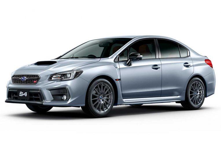 クルマ | スバル、WRX S4のグレードを変更し8月20日発売。STIパーツ装着の『STI Sport#』も