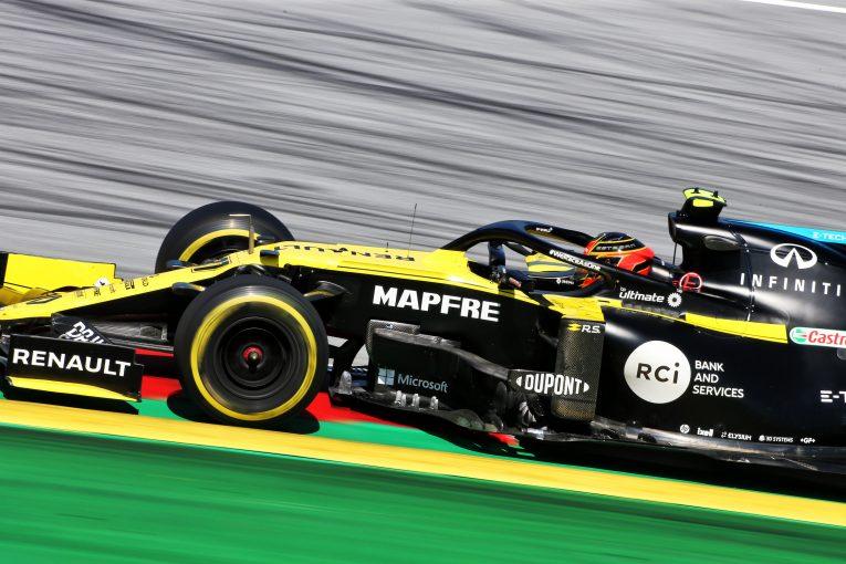 F1 | オコン8位「満足だが予選を改善し、さらに上位を狙いたい」:ルノー F1オーストリアGP日曜
