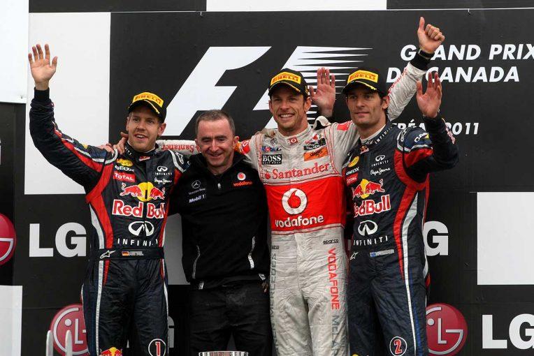F1   最終ラップの大逆転劇、2011年F1カナダGP【サム・コリンズの忘れられない1戦】