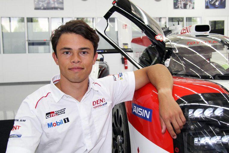 ル・マン/WEC | トヨタWECチームがF2王者デ・フリースを獲得。テスト兼リザーブドライバーに