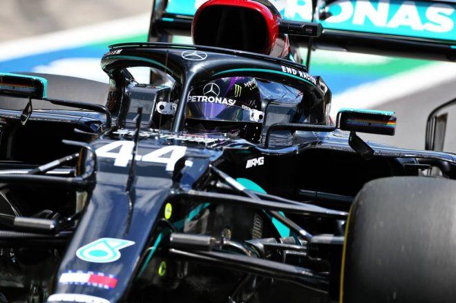 2020年F1第1戦オーストリアGP ルイス・ハミルトン(メルセデス)