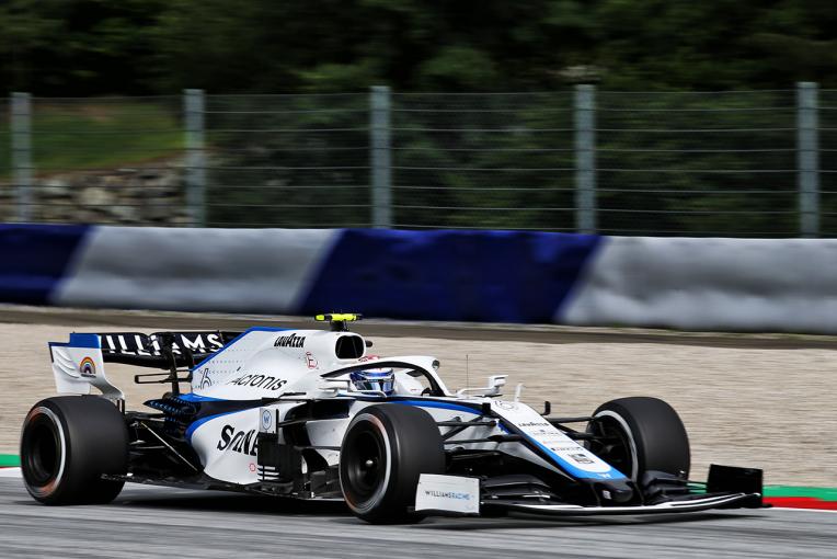 F1 | ラティフィ「1ポイント獲得まであと一歩だったので悔しい。来週末は今日より進歩しているはず」:ウイリアムズ F1オーストリアGP日曜