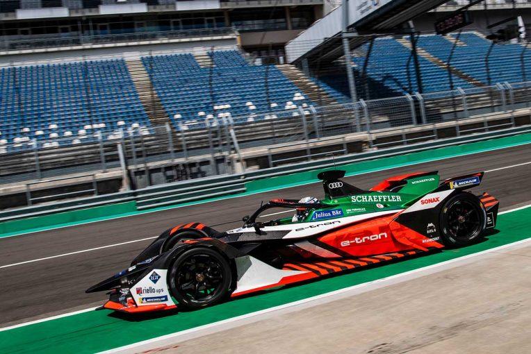 海外レース他 | フォーミュラE:DTM王者レネ・ラストがアウディのマシンを初ドライブ「ベルリンでのレースが楽しみ」