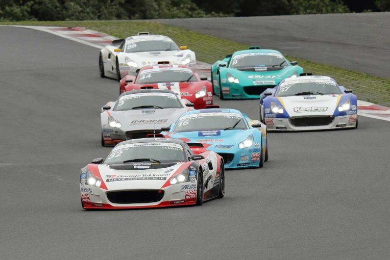 国内レース他 | インタープロトシリーズ  2020年第1大会 レースレポート