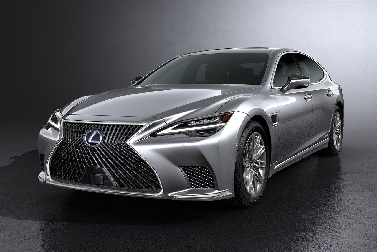 """レクサスの新型旗艦『LS』がワールドプレミア。高度運転支援技術""""Lexus Teammate""""採用"""