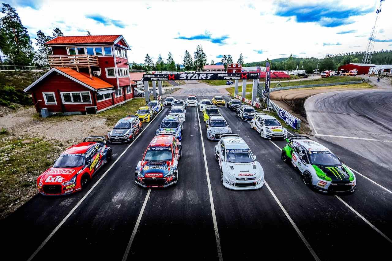 "RallyX Nordic:初日は""世界王者勢""を下したラーソン先勝も、日曜はクリストファーソンが逆襲"