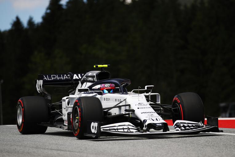 F1 | 「あと1周走らせてくれ」ガスリー、ブレーキ温度上昇によるリタイアの危機から入賞果たす/F1オーストリアGP