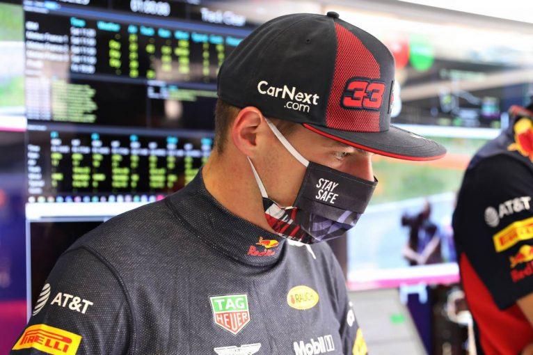 F1 | 【F1オーストリアGP無線レビュー】メルセデスを追撃中のフェルスタッペンが突然の失速「ダメだ、アンチストールに入ったままだ」