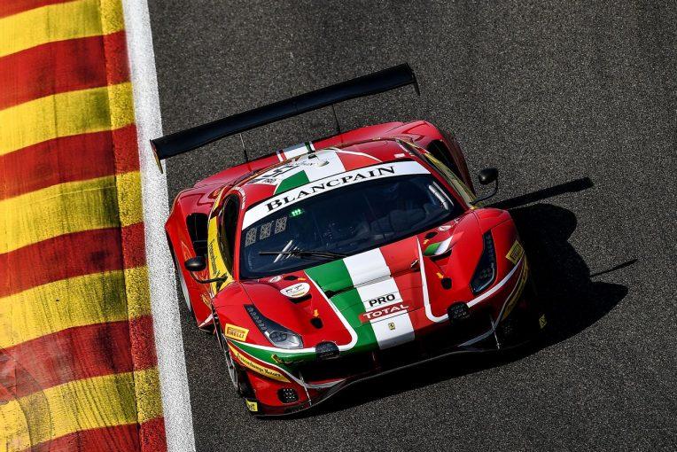 ル・マン/WEC   フェラーリ、GTワールドチャレンジ・ヨーロッパにWEC参戦ワークスドライバーを派遣