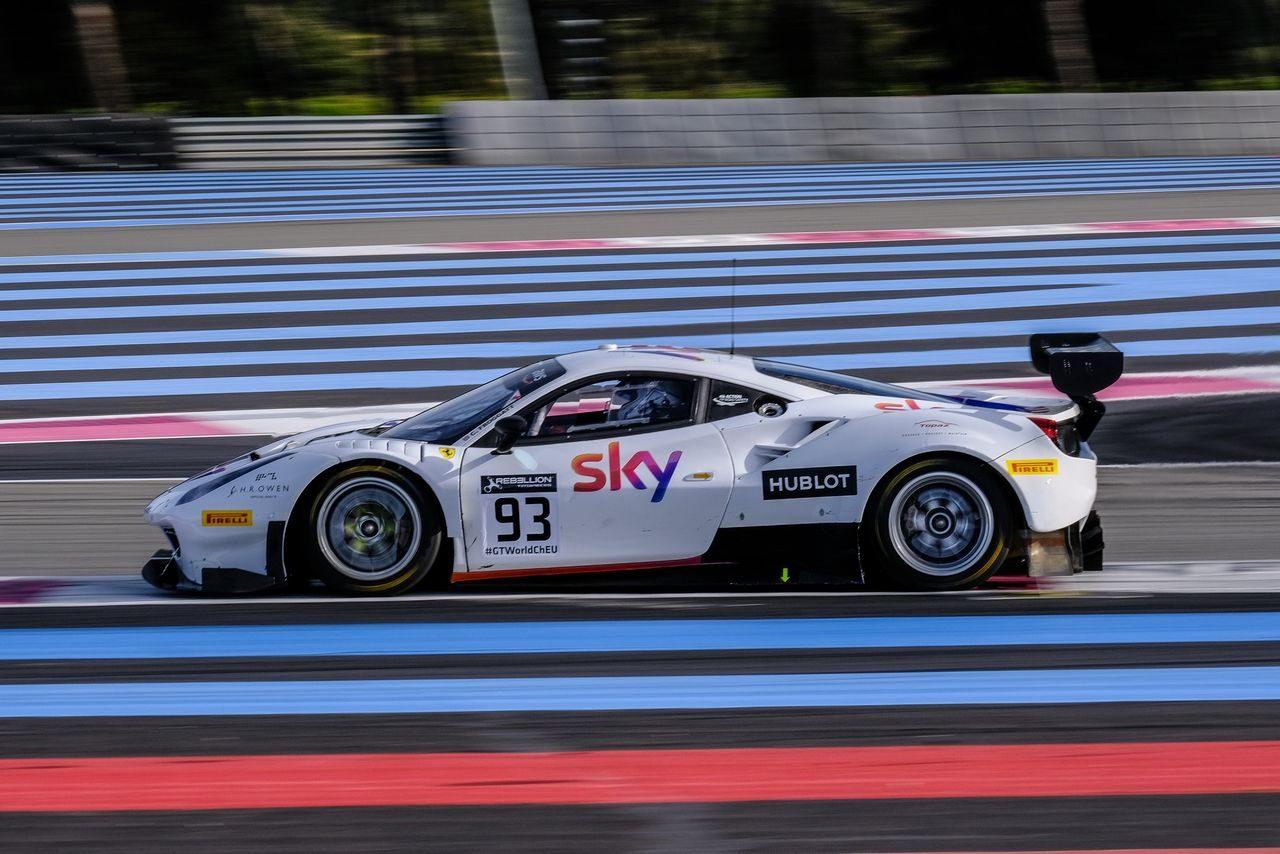 フェラーリ、GTワールドチャレンジ・ヨーロッパにWEC参戦ワークスドライバーを派遣
