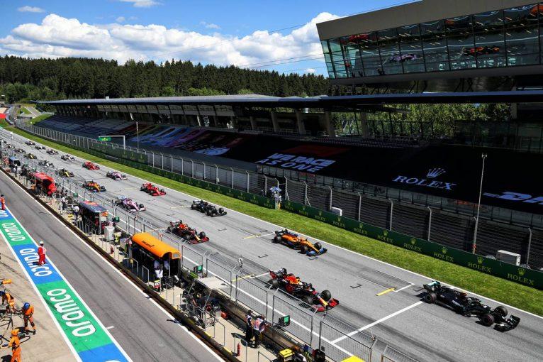 F1 | マシン本来の性能が発揮される第2戦でチームの勢力図がより明確に/F1シュタイアーマルクGPプレビュー