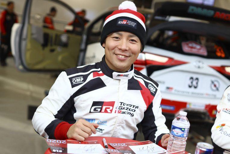 ラリー/WRC | トヨタ、WRCチャレンジプログラムを再開。育成の勝田貴元が第4戦エストニア参戦へ