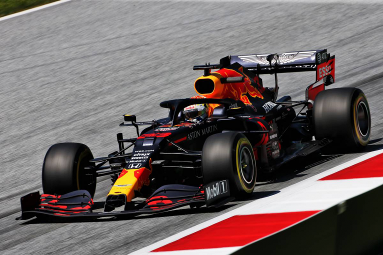 F1 | 【タイム結果】F1第2戦シュタイアーマルクGPフリー走行1回目