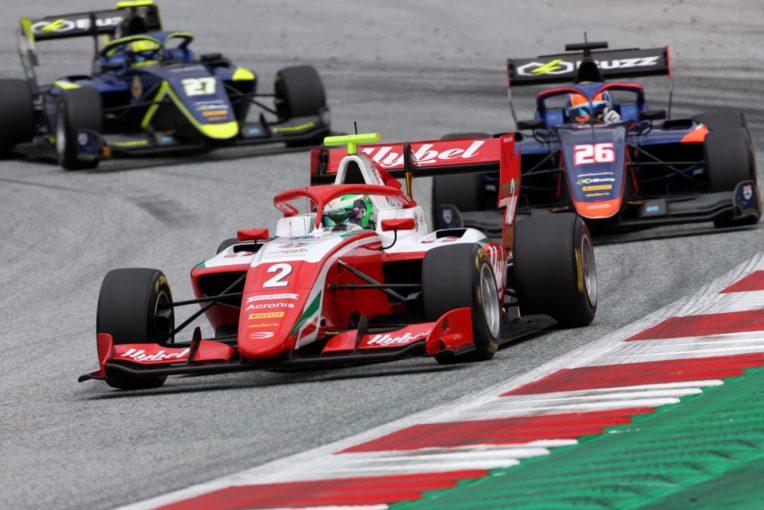 海外レース他 | 【順位結果】FIA-F3第2戦オーストリア予選