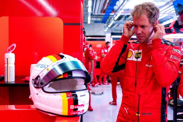 F1 | ベッテル「実際は16番手じゃない。アップデートでマシンがすごく良くなった」フェラーリ F1シュタイアーマルクGP金曜