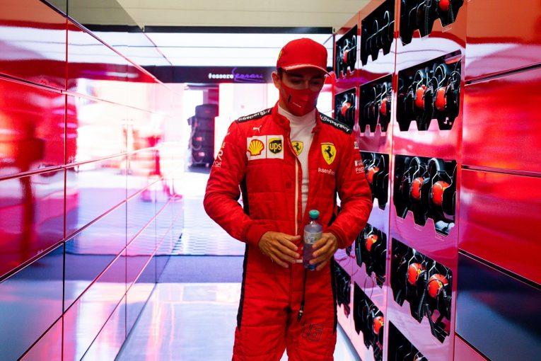 F1   ルクレール、アップデートに好感触も「直線スピード改善のためさらなる作業が必要」フェラーリ F1シュタイアーマルクGP