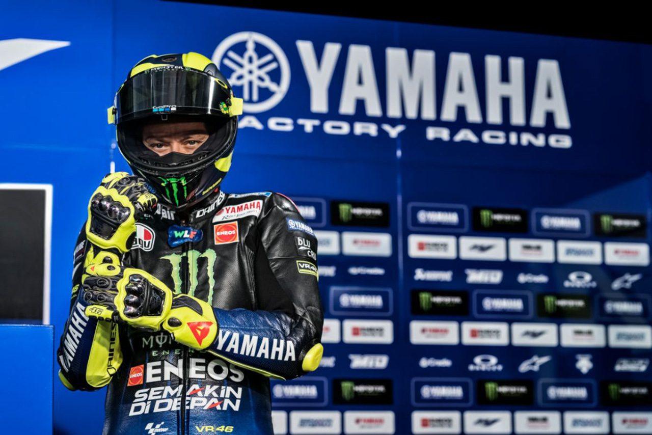 MotoGP:ロッシがペトロナス・ヤマハと契約間近との報道に「真実ではない。通常より時間がかかる」とチーム代表