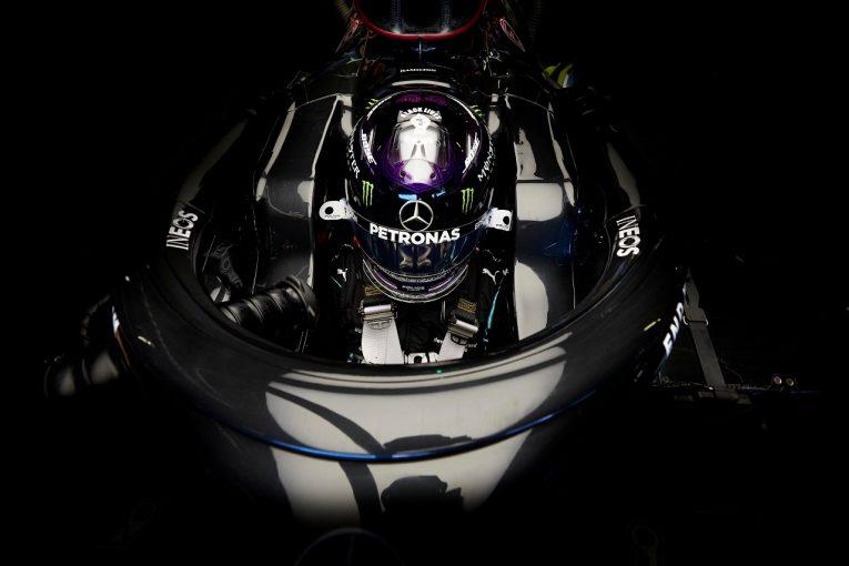 """F1   ハミルトン「なぜ遅くなったのか…。6番手スタートを避けるため""""ドライダンス""""をしなくては」:メルセデスF1金曜"""