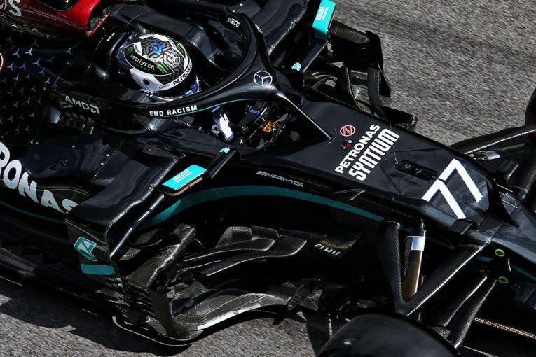 F1 | F1技術解説 オーストリアGP:より整流効果を増したメルセデスのコックピット