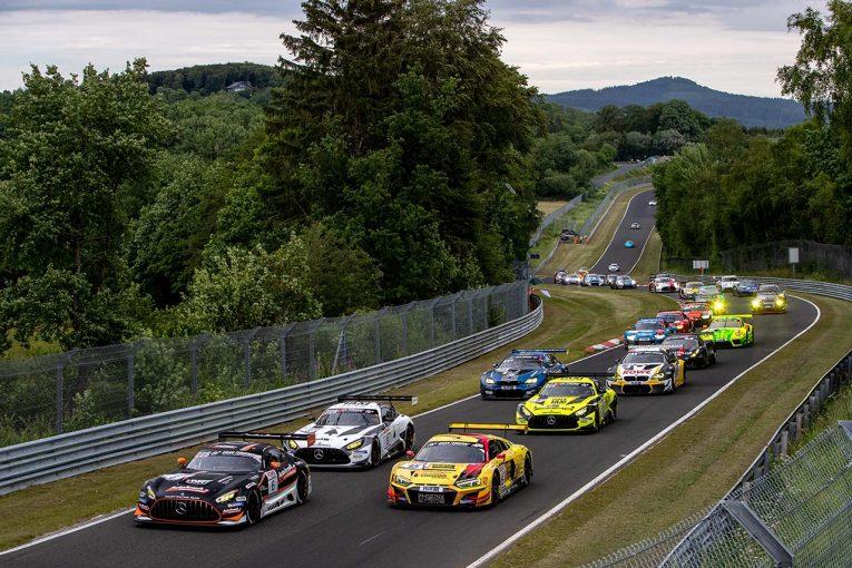 海外レース他 | NLSニュルブルクリンク耐久シリーズの第2/3戦は連戦。それでも140台以上が参戦