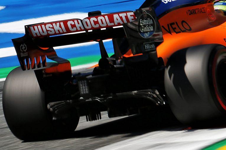 F1   F1技術解説 オーストリアGP:マクラーレンのディフューザーにライバルも関心「かなりいい線だね」