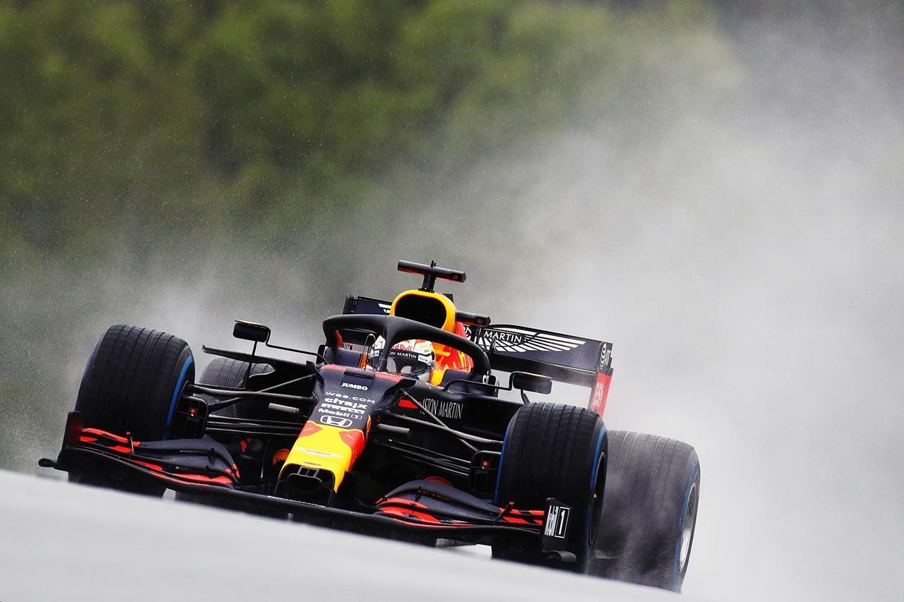 2020年F1第2戦シュタイアーマルクGPのマックス・フェルスタッペン