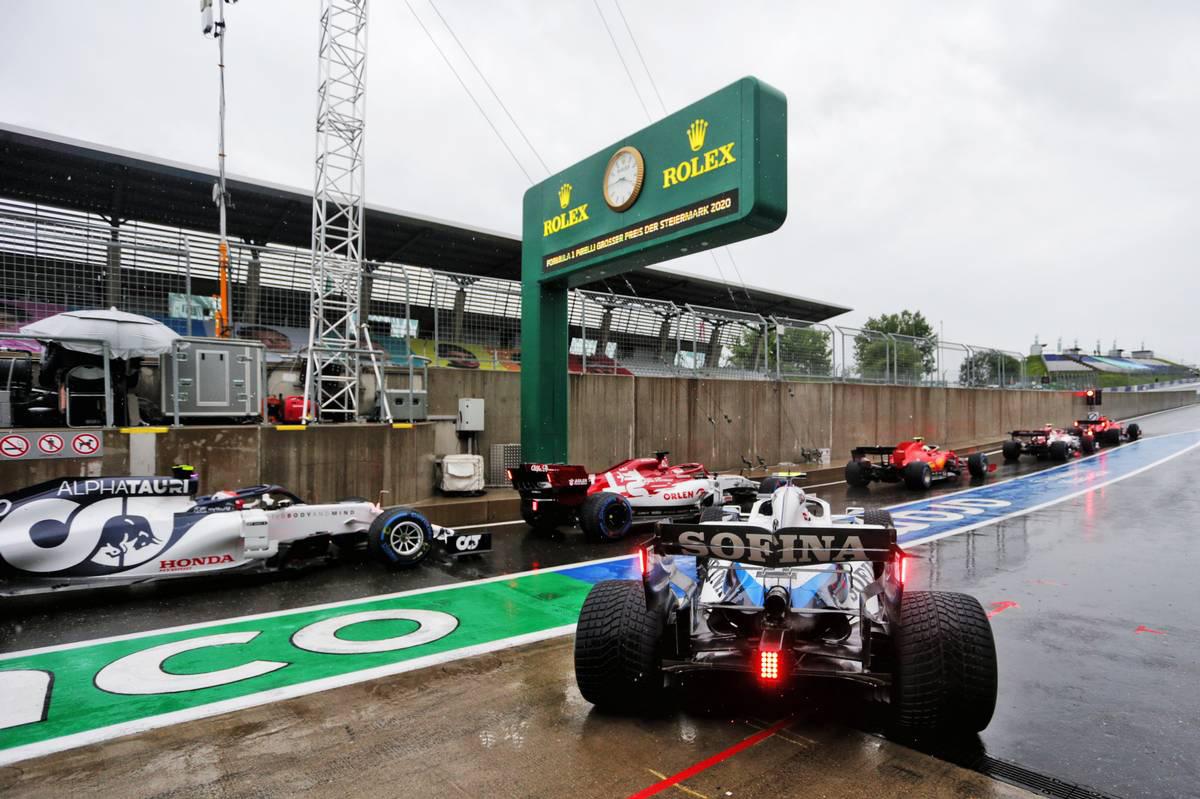 2020年F1第2戦シュタイアーマルクGP