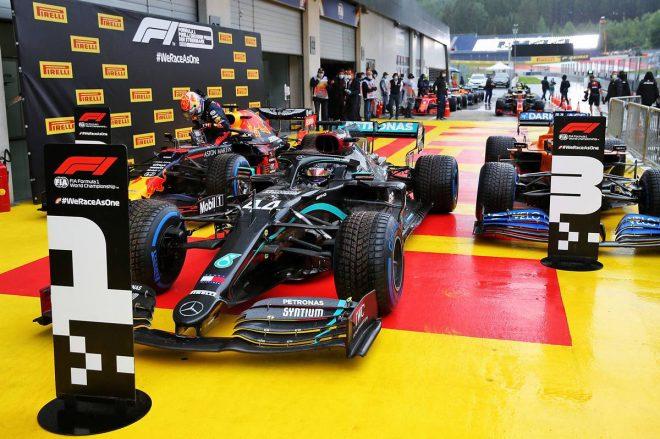 2020年F1第2戦シュタイアーマルクGP 予選