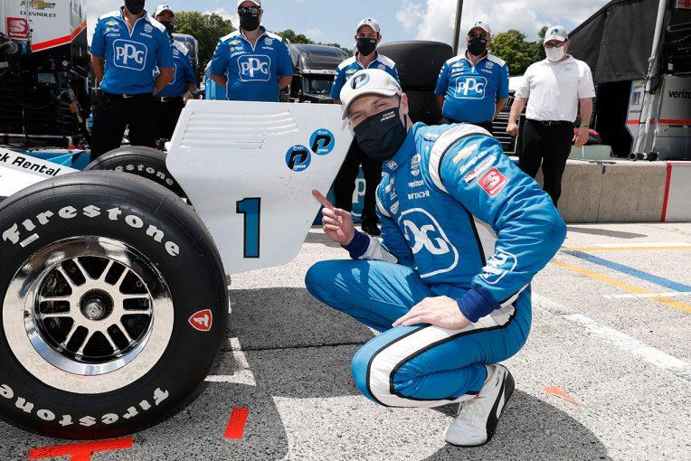 海外レース他 | インディカー第3戦ロードアメリカ予選:ニューガーデンがポール奪取。琢磨は厳しい予選に