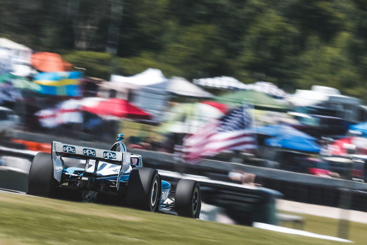 【順位結果】インディカー・シリーズ第3戦ロードアメリカ/予選総合結果