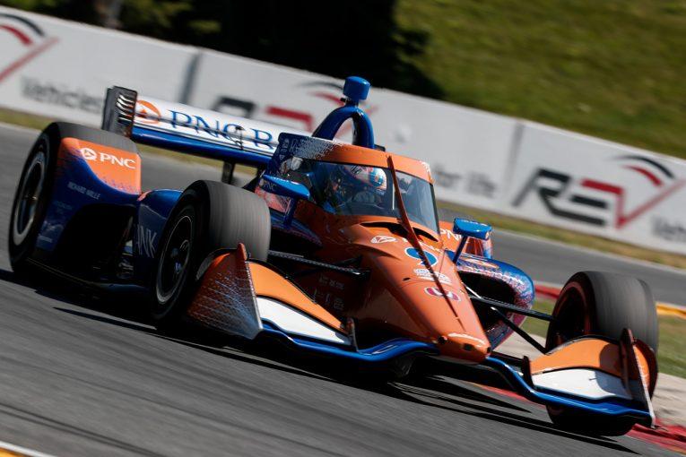 海外レース他 | 【順位結果】インディカー第3戦ロードアメリカ/ディクソンが破竹の3連勝。パロウは3戦目で初表彰台