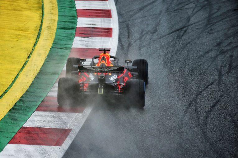 F1 | レッドブル代表「ベッテルとの遭遇がなければフェルスタッペンはポールにもっと近づけた」【F1第2戦予選】