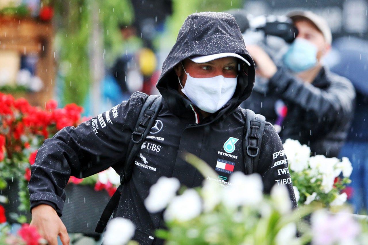【SNSピックアップ】F1シュタイアーマルクGP(2):雨に湧くウィリアムズ。父に捧ぐ優勝&ボッタスが芝刈りサービスを開業か