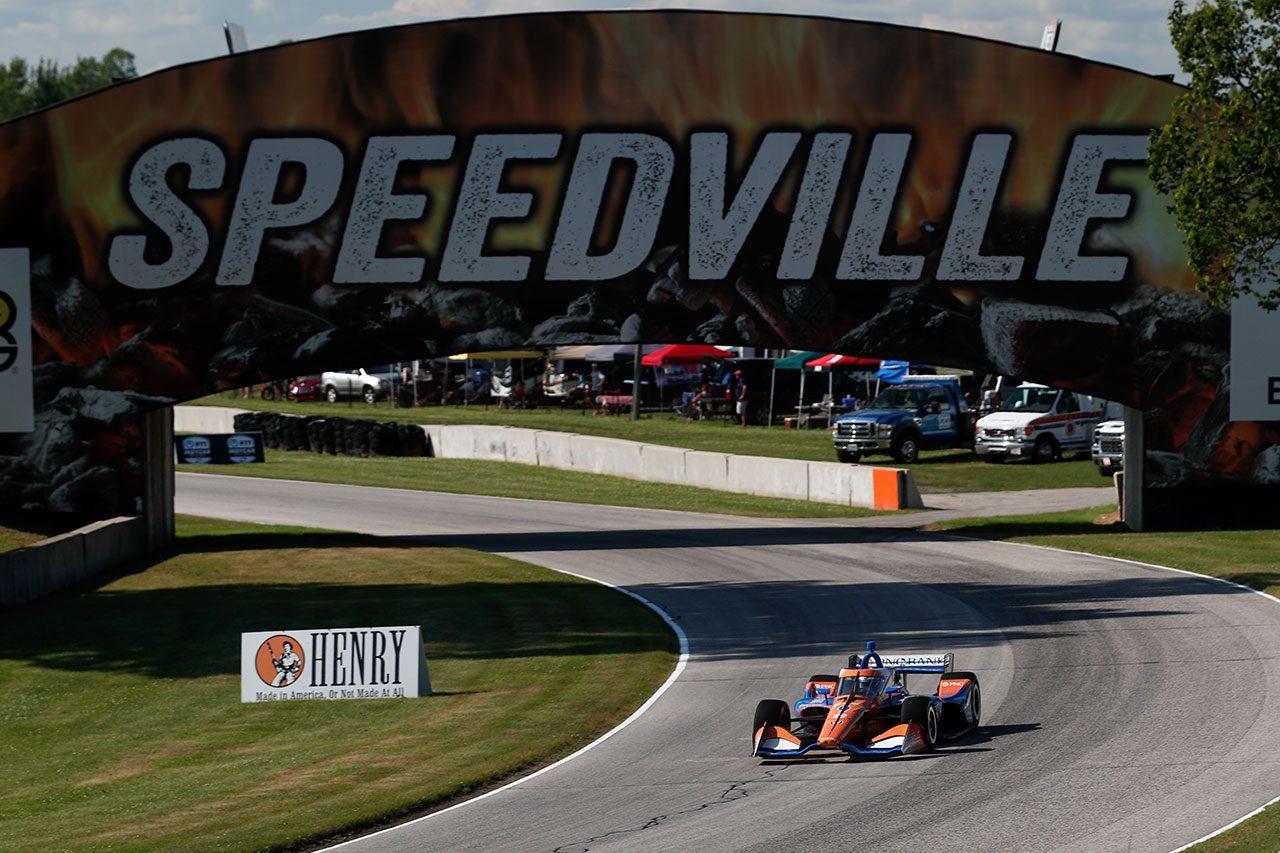インディカー第3戦詳報:レース巧者なディクソンが開幕3連勝。琢磨は追い上げ次戦に期待
