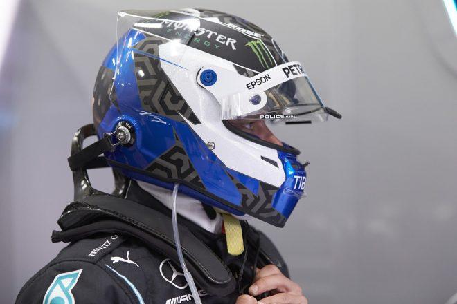 2020年F1第2戦シュタイアーマルクGP土曜 バルテリ・ボッタス(メルセデス)