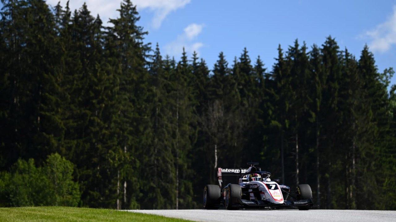 プルシェーが初優勝/【順位結果】FIA-F3第2戦オーストリア レース2