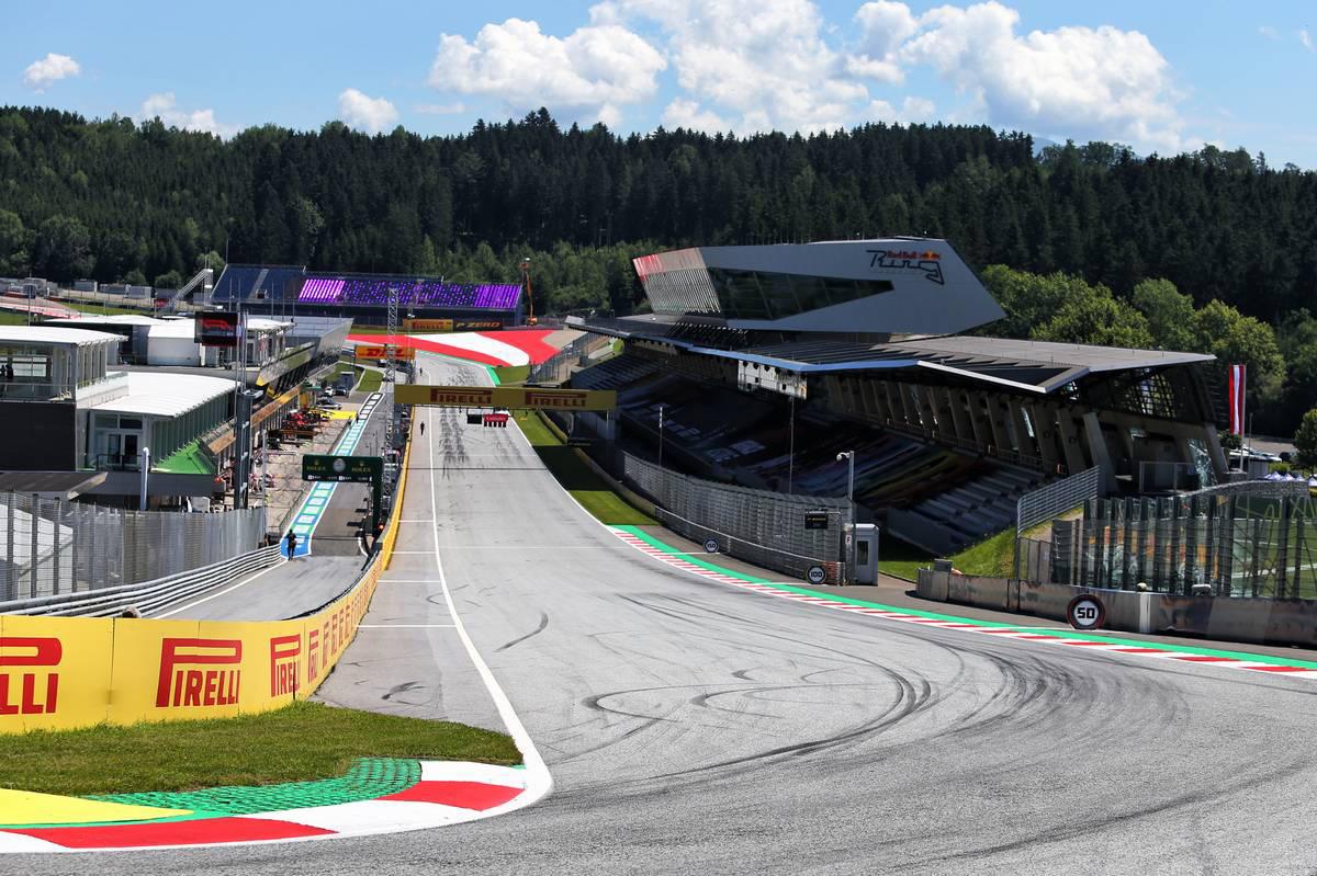 2020年F1第2戦シュタイアーマルクGP レッドブルリンク