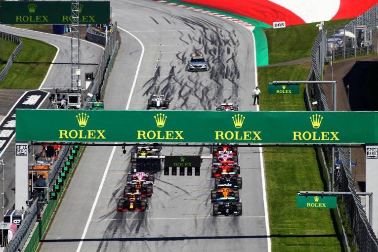 F1 | 【F1データ主義】シーズン前半戦は完走台数が減少。レースの完走率を左右するカギは?