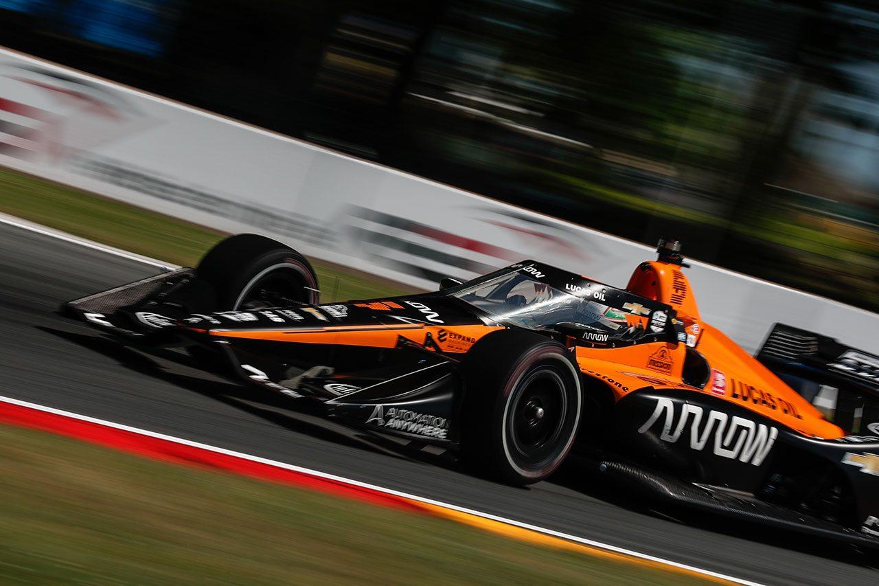 【順位結果】インディカー・シリーズ第4戦ロードアメリカ予選総合結果