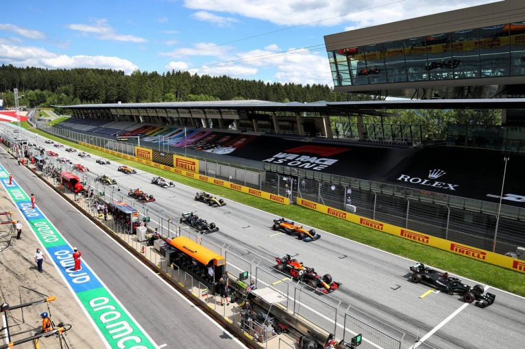F1   F1、渡航制限により6月のトルコGP開催を断念。オーストリアで2レース実施、フランスとの3連戦へ