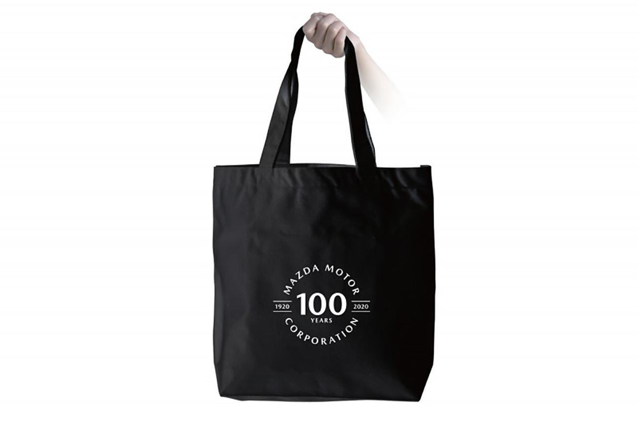 MZRacingからマツダ100周年を記念したさまざまな各種グッズ発売