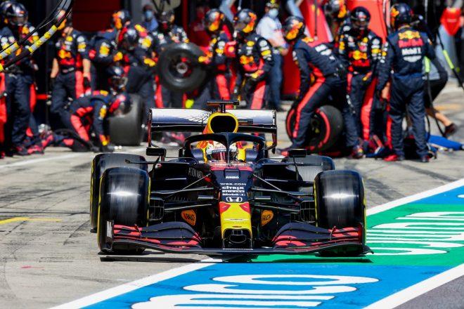 2020年F1第2戦シュタイアーマルクGP マックス・フェルスタッペン(レッドブル・ホンダ)